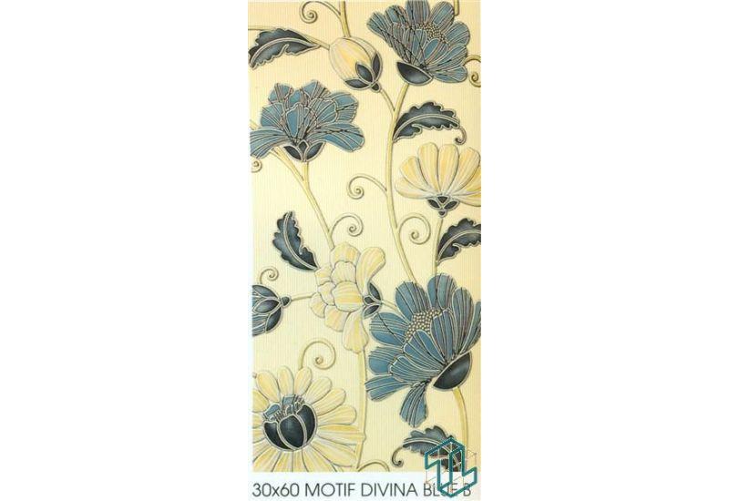 Divina Blue B - Wall Tile