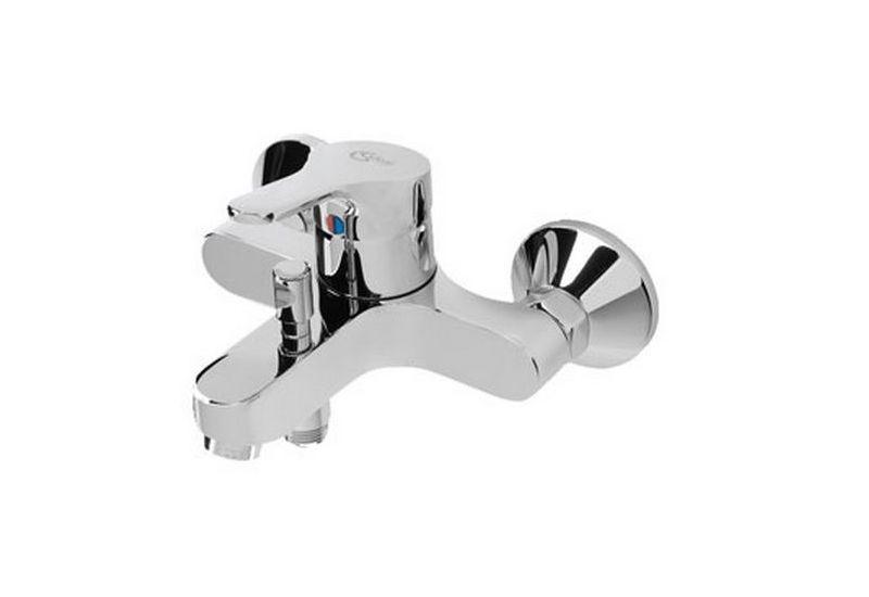 B 8587 - (Slimline) Bath Mixer