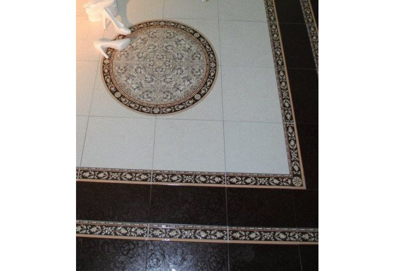 "Ceramic Floor Tile ""Princess - 1087"""