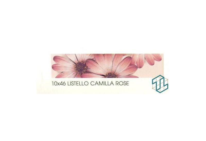Camilla Listello Rose - Wall Skirt