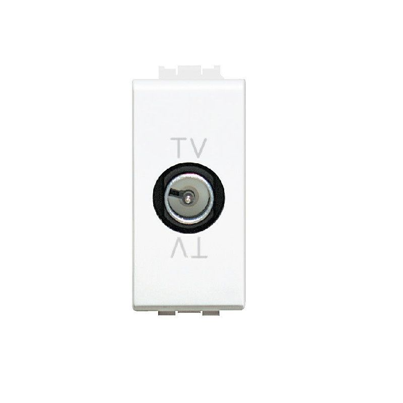 Tv Socket One Module