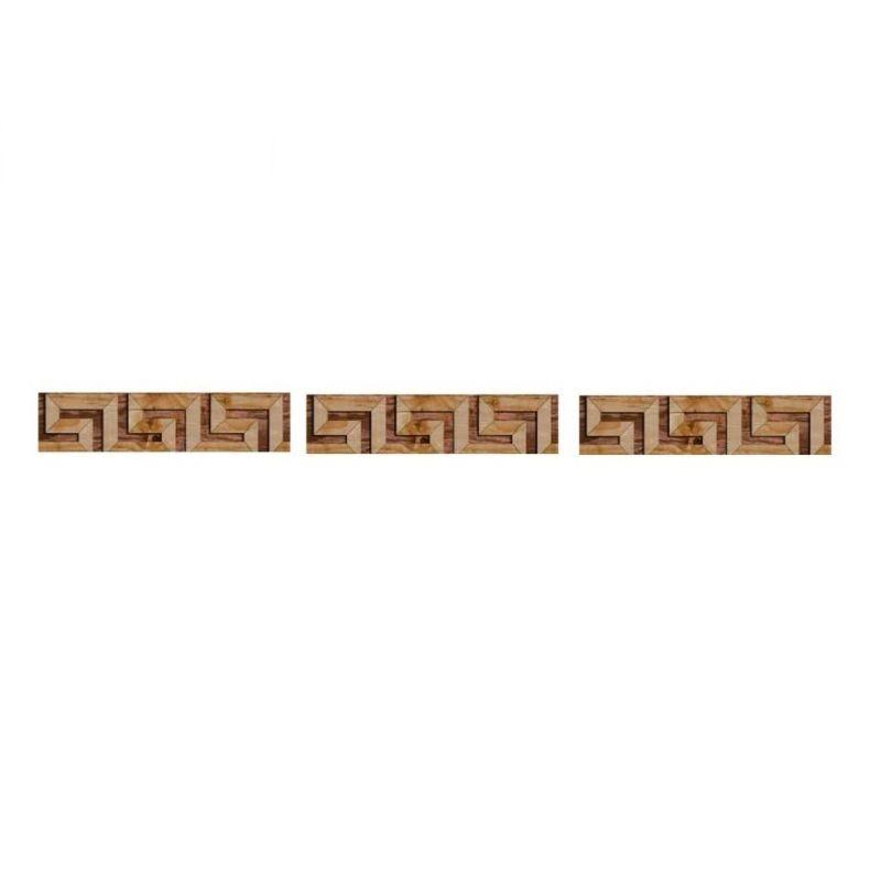 "Ceramic Floor Skirt ""Majestic Collection - IJ 9111 Geometric"""