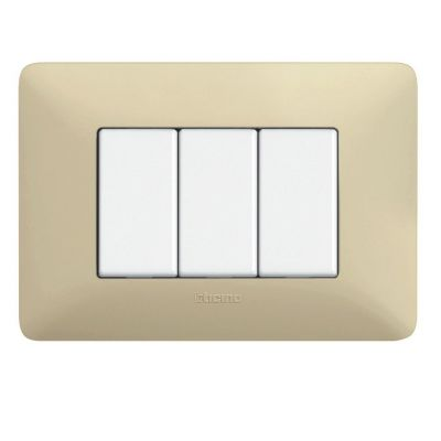 Whites Cover Plates (AM4803BCD)