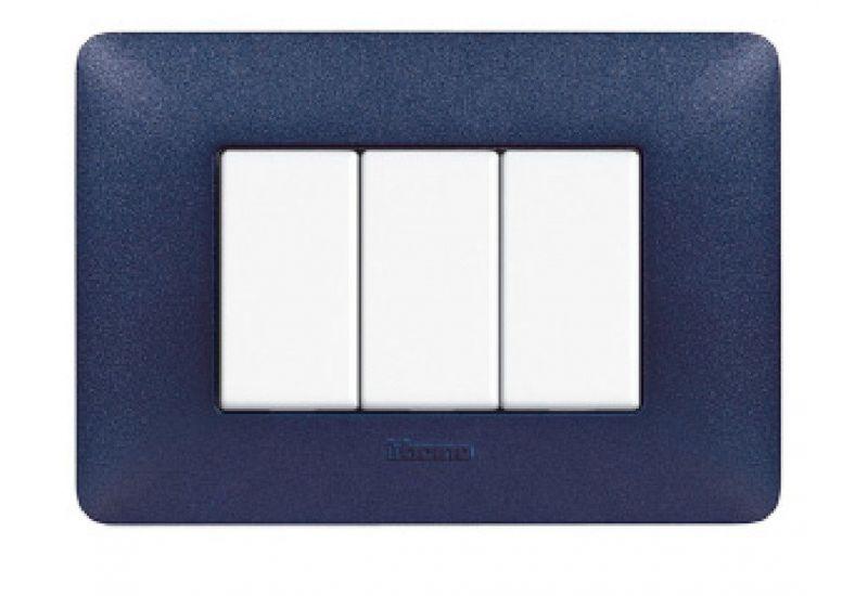 Blue Mercury Texture Cover Plates