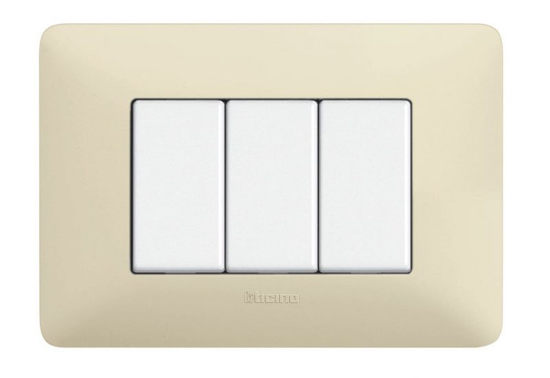 Whites Cover Plates (Ivory)