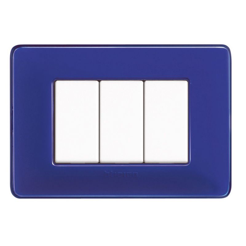 Coblat Colours Cover Plates Three Modules