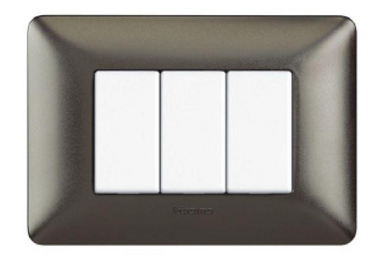 Black Nichel Galvanics Cover Plates