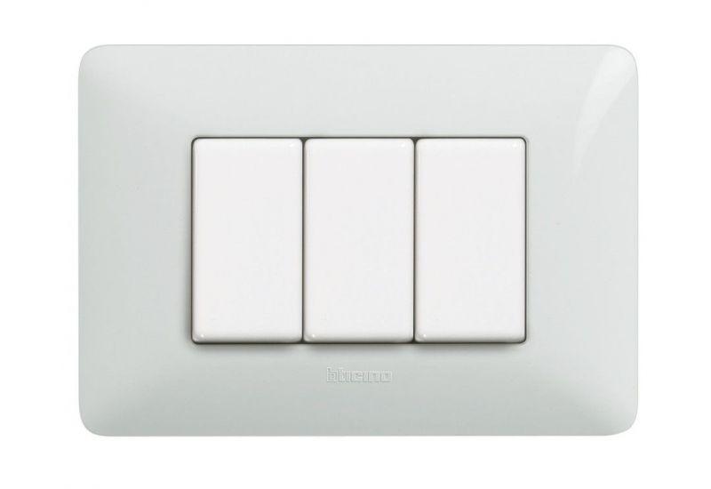 Whites Cover Plates