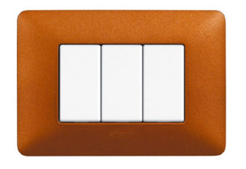 Terracotta Texture Cover Plates
