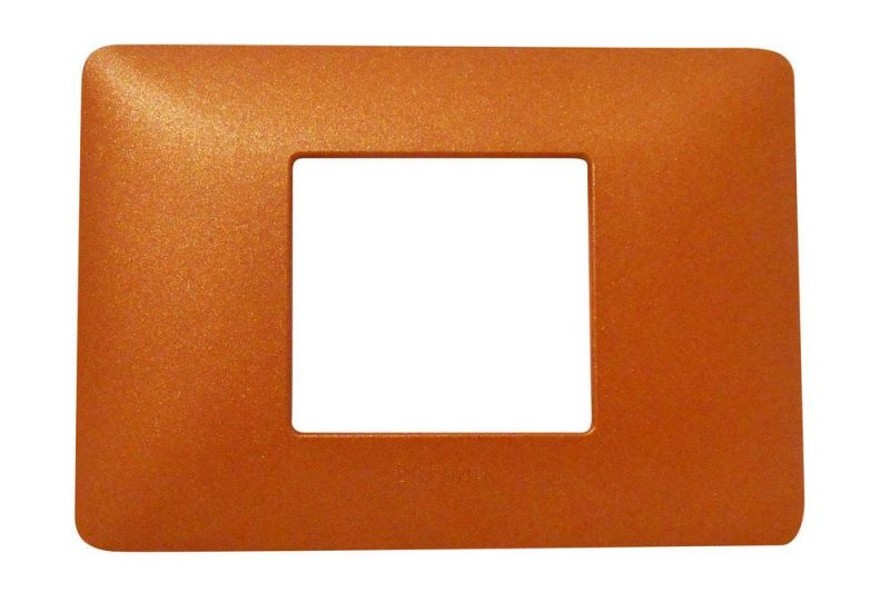 Terracotta Texture Cover Plates Two Modules