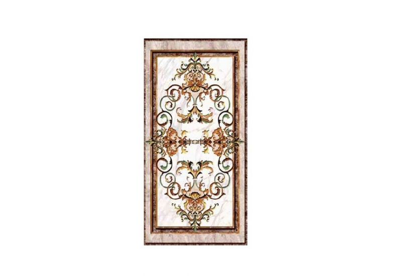 "Ceramic Floor Tile ""Carpet 6008"""