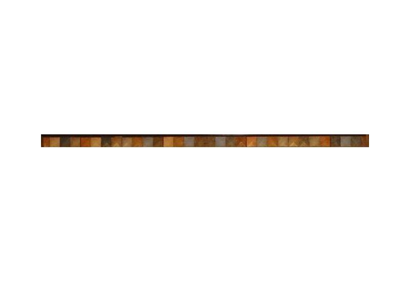 "Ceramic Zocalo Tile "" Candle 8207M"""