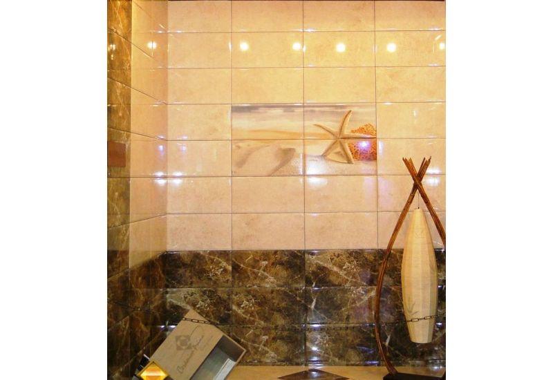 """Ceramic Decor Tile """" Marbella 8227"""""""