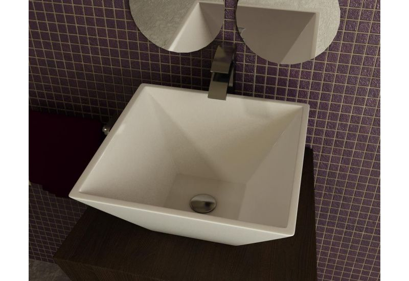 Slope Over Counter Basin
