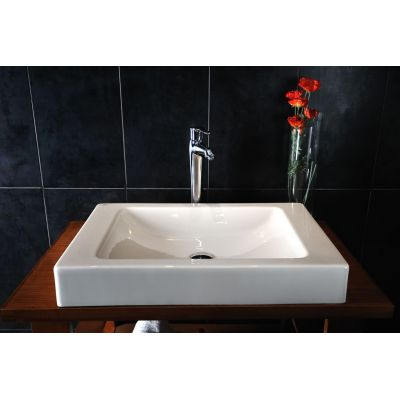 Rettangolo Basin Over the Counter top