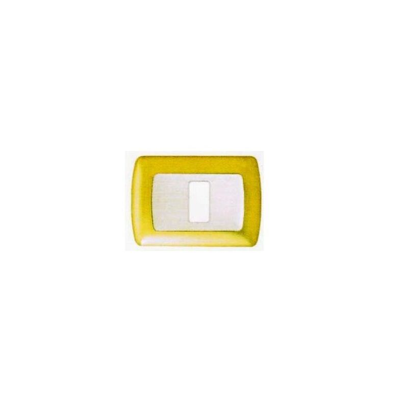 Magic Advance Gold Cover Plate One Module