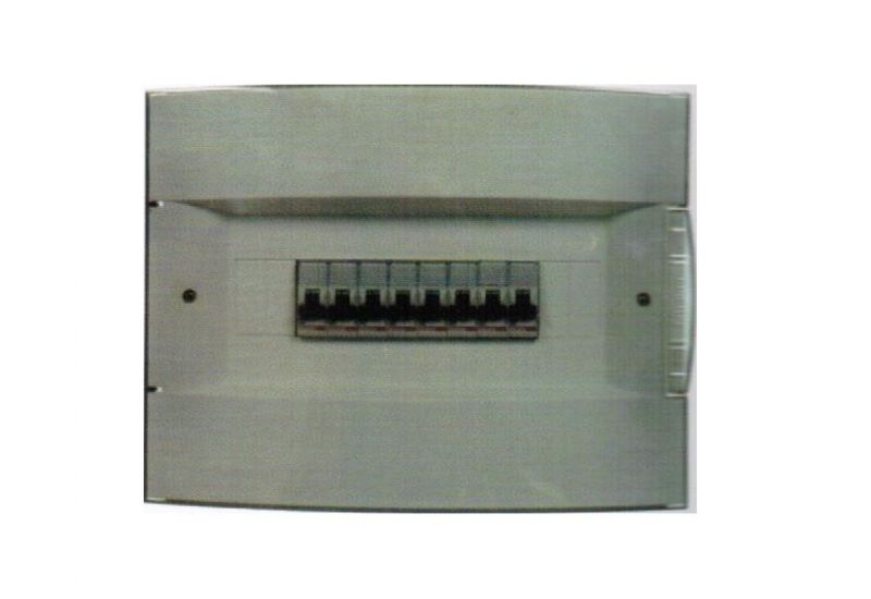Flush Mounting Plastic Panel 12 Modules