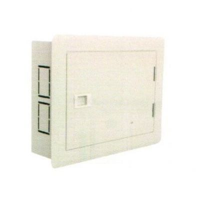 Flush Mounting Metalic Horizontal Panel 48 Modules
