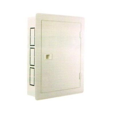 Flush Mounting Metalic Vertical Panel 24 Modules