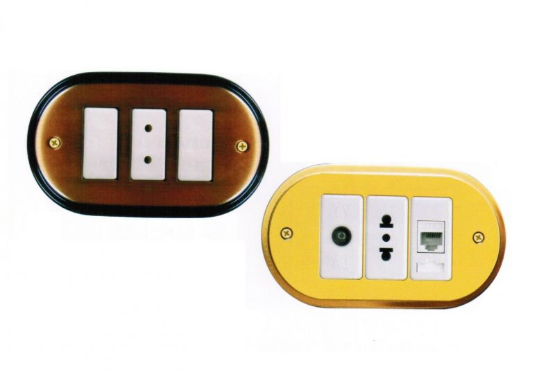 Miame Switch Plate