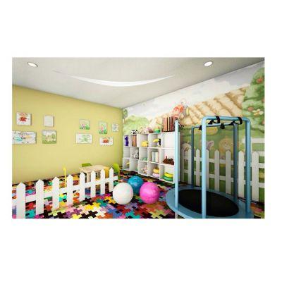 غرفة نوم فني للأطفال