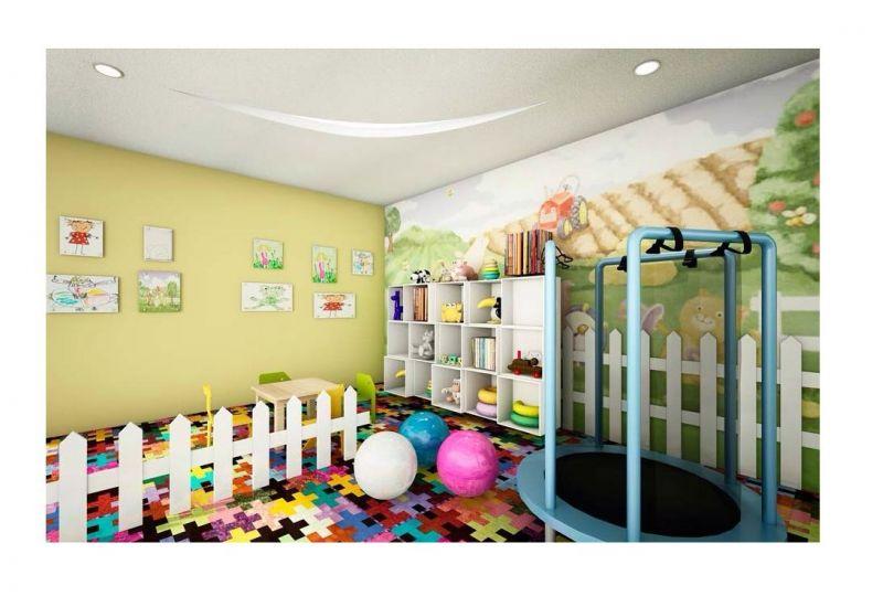 Funny Corner Kids bedroom