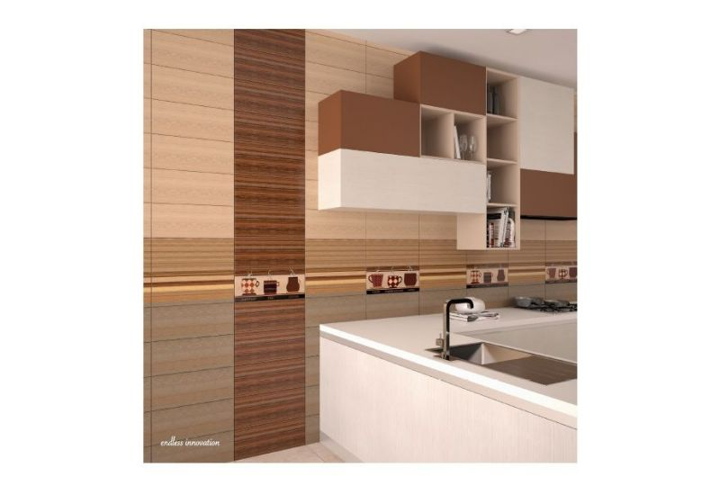 "Ceramic Wall Tiles ""IJ 54 Wood"""