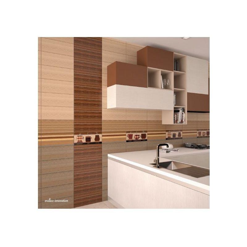 "Ceramic Wall Tiles ""IJ 56 Wood"""
