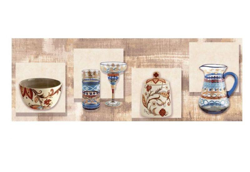 """Ceramic Wall Tiles skirt """"IJ 7003 D1"""""""