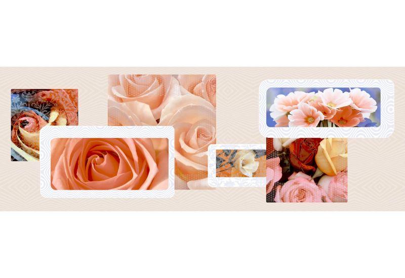 """Ceramic Wall Tiles skirt """"IJ 7100 D5"""""""