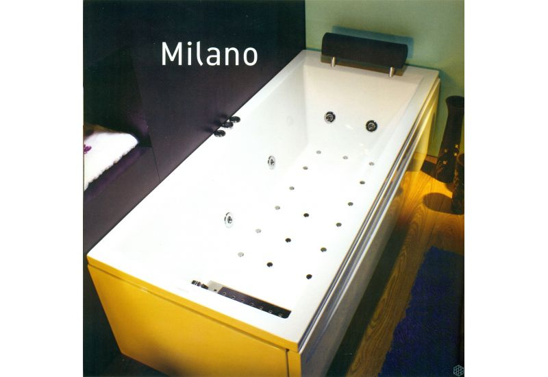 Milano Bathtub (170*75)