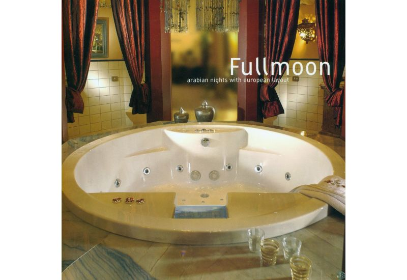 Fullmoon Bathtub(150*150)