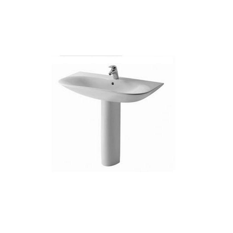 Tonic lavatory 60 cm Floor Pedestal Basin
