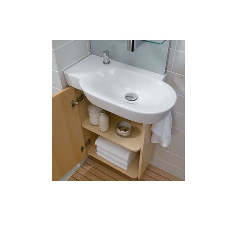 Tonic Guest Basin 60 cm (Right)