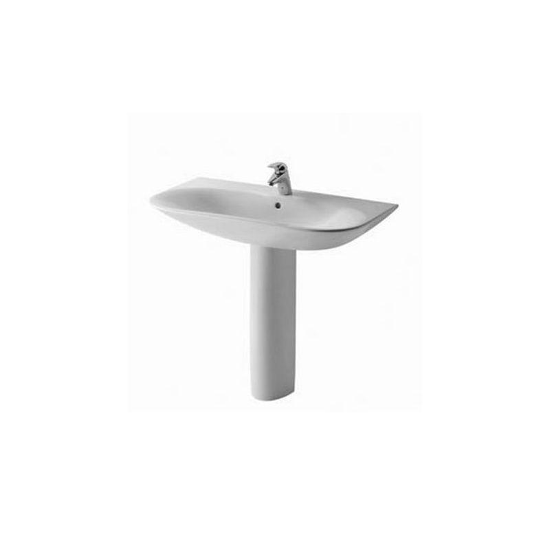 Tonic Lavatory 75 cm Floor Pedestal Basin