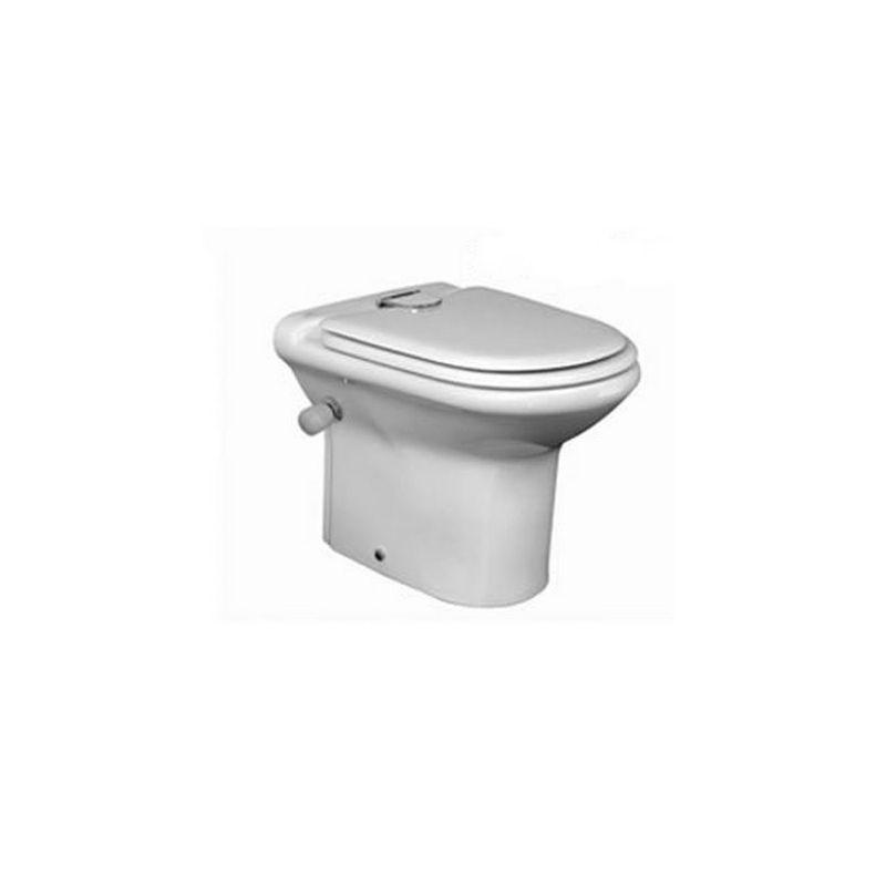 Diagonal Mini Toilet