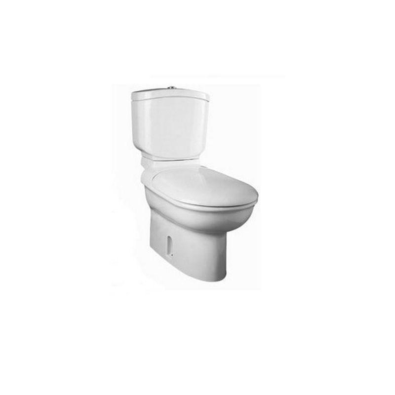 Manta Toilet