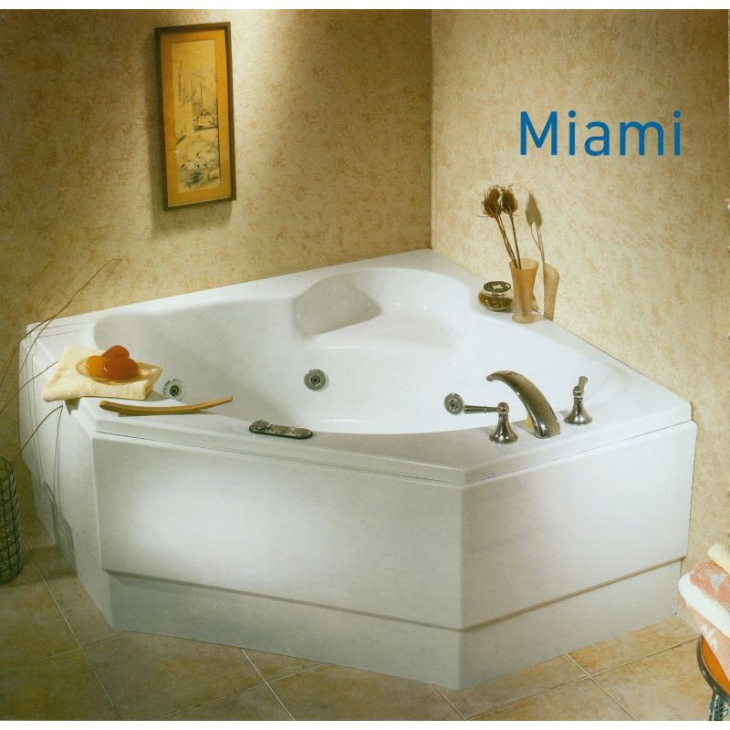 Miami Bathtub (125*125)