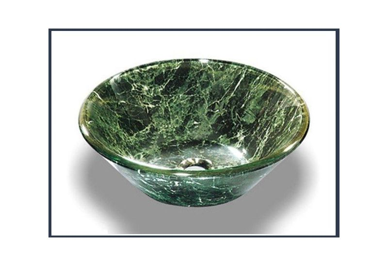 Crystal Glass Basin(WX- 8363)