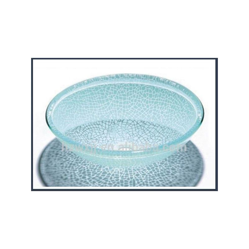 Crystal Glass Basin(WX -8427)