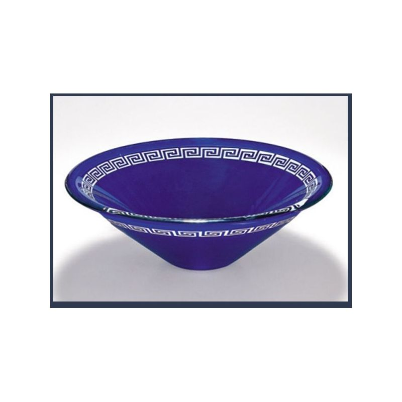 Crystal Glass Basin(WX -8429)