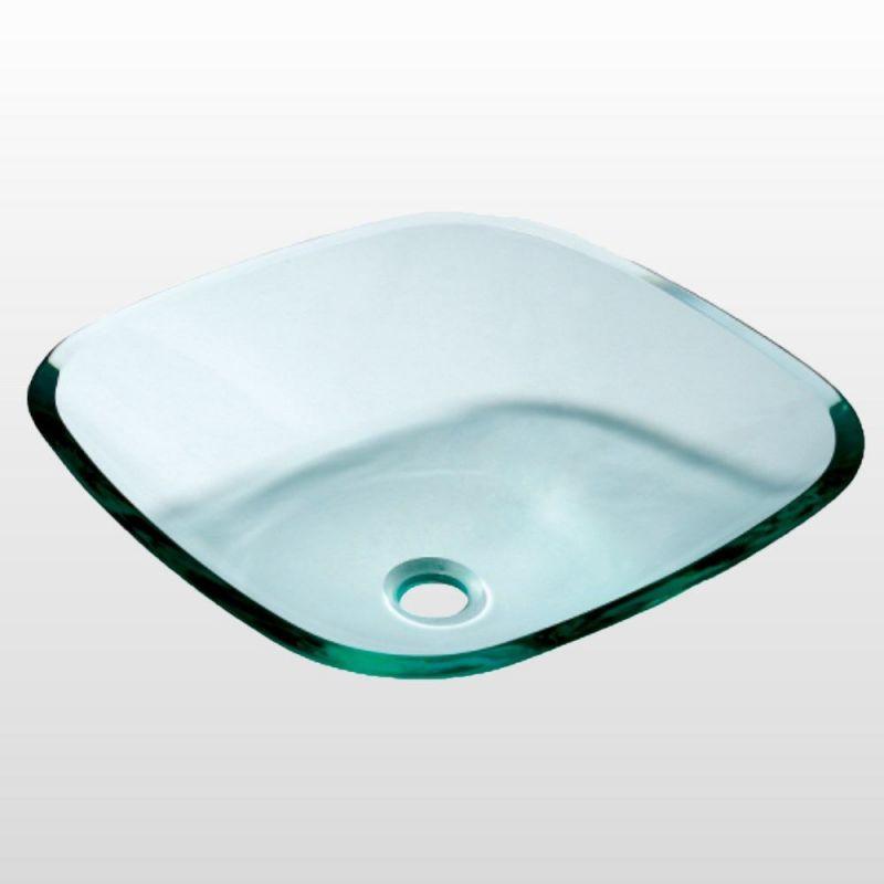 Crystal Glass Basin(WX - 8017)