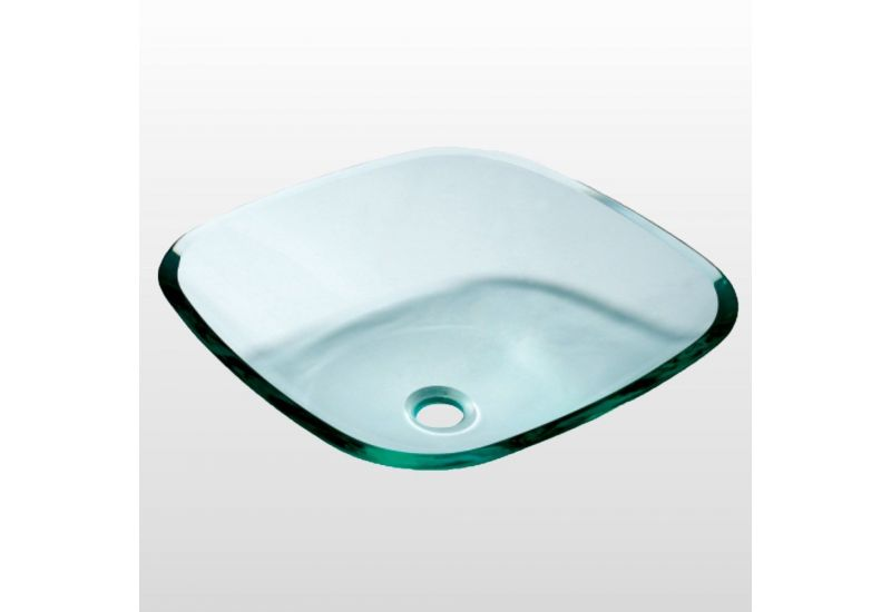 Crystal Glass Basin(WX - 8017)