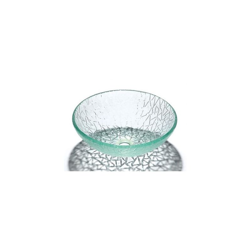 Crystal Glass Basin(WX - 8077)