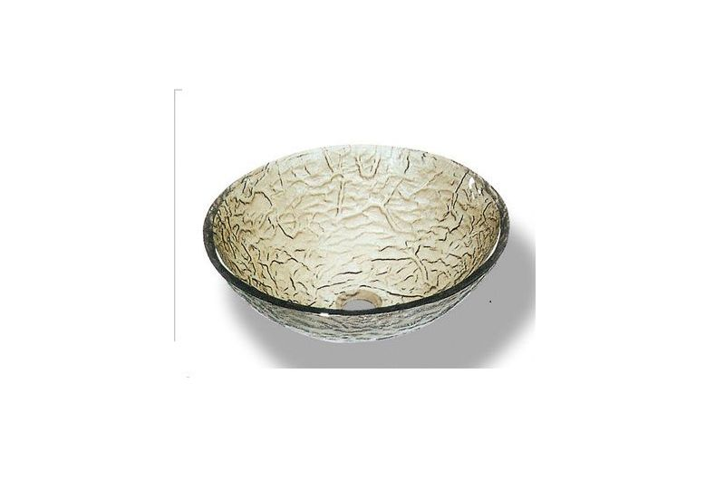 Crystal Glass Basin(WX - 8076)