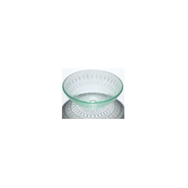 Crystal Glass Basin (WX - 8201)