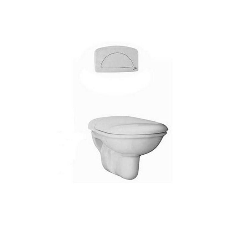 Manta Wall-hung Toilet
