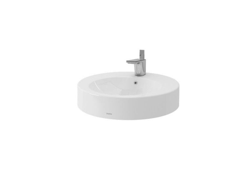 Basin counter top row(LW537CJW/F)