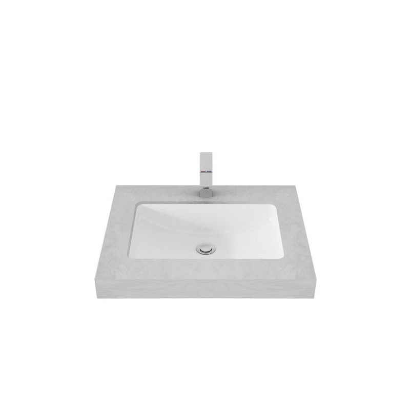Under counter Lavatory((LW540J TSP0225W))