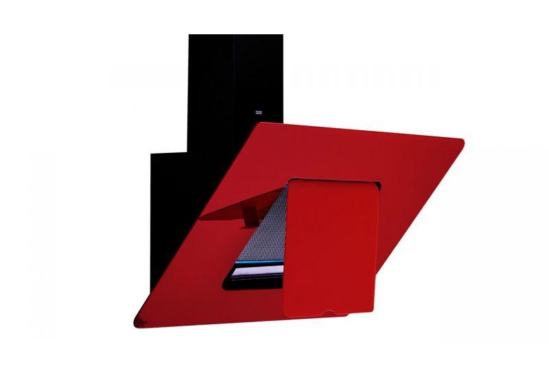 """Elegance Red""""Cooker Hood 90cm"""""""